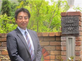 植田造園土木株式会社 代表取締役 植田健史